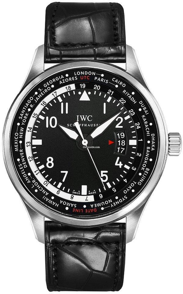 IWC Pilot Worldtimer IW326201 2021 nuevo