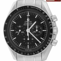 Omega 3570.50.00 Steel Speedmaster Professional Moonwatch 42mm pre-owned United States of America, New York, Smithtown