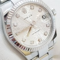 Rolex Lady-Datejust Staal 31mm Zilver