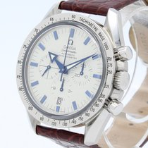 Omega Speedmaster Broad Arrow Acero 42mm Blanco Sin cifras España, Barcelona