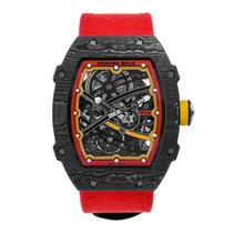 Richard Mille RM 67 Carbon 38mm Transparent No numerals United States of America, New York, New York