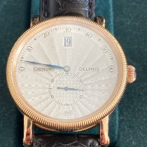 Chronoswiss Delphis Red gold Silver