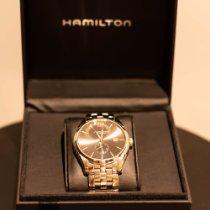 Hamilton H38655185 Acier Jazzmaster 43mm occasion