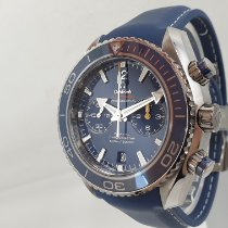 Omega Seamaster Planet Ocean Chronograph 232.92.46.51.03.001 2013 pre-owned