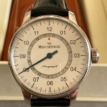 Meistersinger Perigraph AM1001 Very good Steel Automatic
