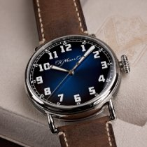 H.Moser & Cie. 8200-1201 New Silver 42mm Automatic