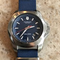 Victorinox Swiss Army Steel 43mm Quartz 241724.1 pre-owned United States of America, Ohio, Olmsted Falls