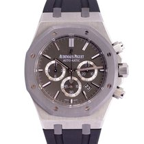 Audemars Piguet Royal Oak Chronograph Steel 41mm Grey No numerals United States of America, Florida, Boca Raton