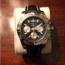 Breitling Chronomat 41 Steel 41mm Black No numerals United States of America, Tennesse, Chattanooga