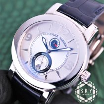 Ulysse Nardin pre-owned Automatic 43mm Blue Sapphire crystal 5 ATM