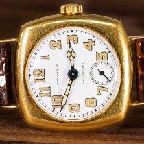 Patek Philippe Zuto zlato 31mm Rucno navijanje rabljen
