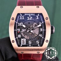 Richard Mille Rose gold 45mm Automatic RM005 AF PG pre-owned