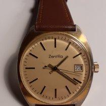 ZentRa Steel 34mm Manual winding pre-owned