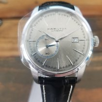 Hamilton Railroad new Automatic Watch with original box and original papers H40515781