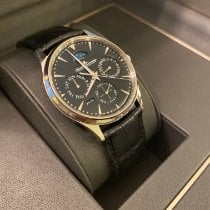 Jaeger-LeCoultre Master Ultra Thin Perpetual Steel 39mm Black No numerals United States of America, Florida, Sarasota