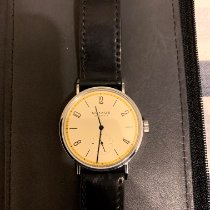 NOMOS Tangomat new 2019 Automatic Watch with original box and original papers Yellow - A Century of Bauhaus