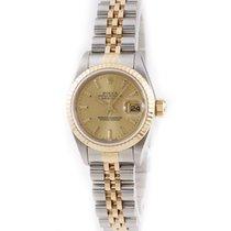 Rolex 79173 Or/Acier Lady-Datejust 26mm occasion