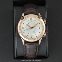 Jaeger-LeCoultre Master Memovox Rose gold 40mm Silver United States of America, New York, Airmont