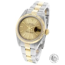 Rolex 79173 Acier 2002 Lady-Datejust 26mm occasion