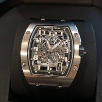 Richard Mille RM67-01 Ti Titanium 2018 RM 67 38.7mm pre-owned