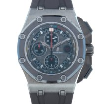 Audemars Piguet Royal Oak Offshore Chronograph Titânio 44mm Cinzento