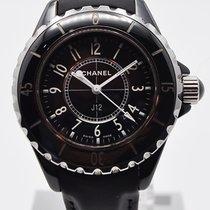 Chanel J12 Cerámica 33mm Negro Arábigos España, Sevilla