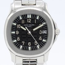 Patek Philippe 5066A-001 Steel Aquanaut 36mm pre-owned