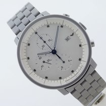 Ventura pre-owned Automatic 43mm Silver Sapphire crystal 3 ATM