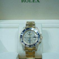 Rolex GMT-Master II Gult gull 40mm