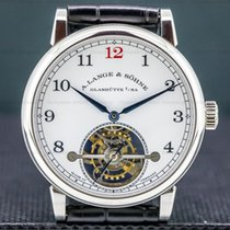 A. Lange & Söhne 1815 Platinum 39.5mm White Arabic numerals United States of America, Massachusetts, Boston