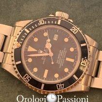 Rolex Sea-Dweller Acciaio 40mm Nero Senza numeri Italia, milano
