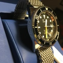 Squale Steel 42mm Automatic 1521 pre-owned