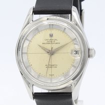 Universal Genève Polerouter 215-1 pre-owned