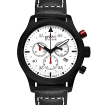BWC-Swiss Steel 41,5mm Quartz 200175446 new