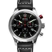 BWC-Swiss 钢 41,5mm 石英 200175039 全新