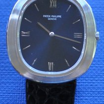 Patek Philippe Golden Ellipse 3589 Good White gold 33.5mm Automatic South Africa, Somerset West