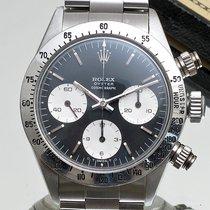 Rolex 6265 6263 6240 6239 daytona Steel 1975 Daytona 37mm pre-owned