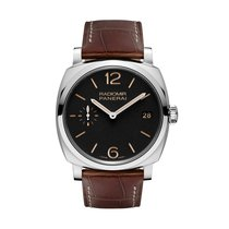 Panerai Radiomir 1940 3 Days Steel 47mm Black Arabic numerals United States of America, Georgia, Alpharetta