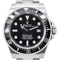 Rolex Sea-Dweller 4000 Acero 40mm Negro