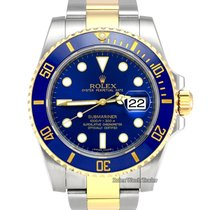 Rolex Submariner Date 116613LB 2013 begagnad