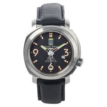 Anonimo pre-owned Automatic 45mm Black 30 ATM