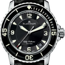 Blancpain Fifty Fathoms 5015-1130-52B 2020 neu