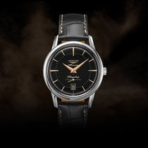 Longines Flagship Heritage new 2020 Watch with original box and original papers L47954580