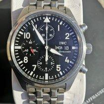 IWC Pilot Chronograph IW371704 2007 tweedehands