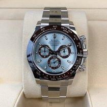 Rolex Daytona Platinum 40mm Blue No numerals United States of America, Texas, Dallas