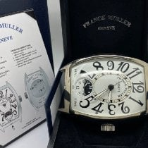 Franck Muller pre-owned