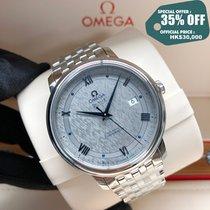 Omega 424.10.40.20.06.002 Acero De Ville Prestige 40mm nuevo