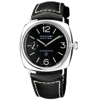 Panerai Radiomir Black Seal Steel 45mm Black Arabic numerals United States of America, New York, NY