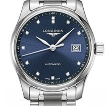 Longines L2.257.4.97.6 Steel Master Collection new
