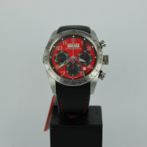 Tudor Fastrider Chrono Steel 42mm Red